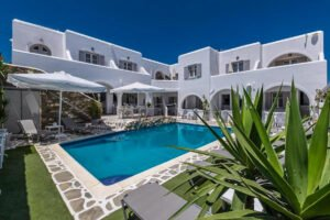 Hotel for sale Naousa Paros, Paros Island Greece Hotels for Sale