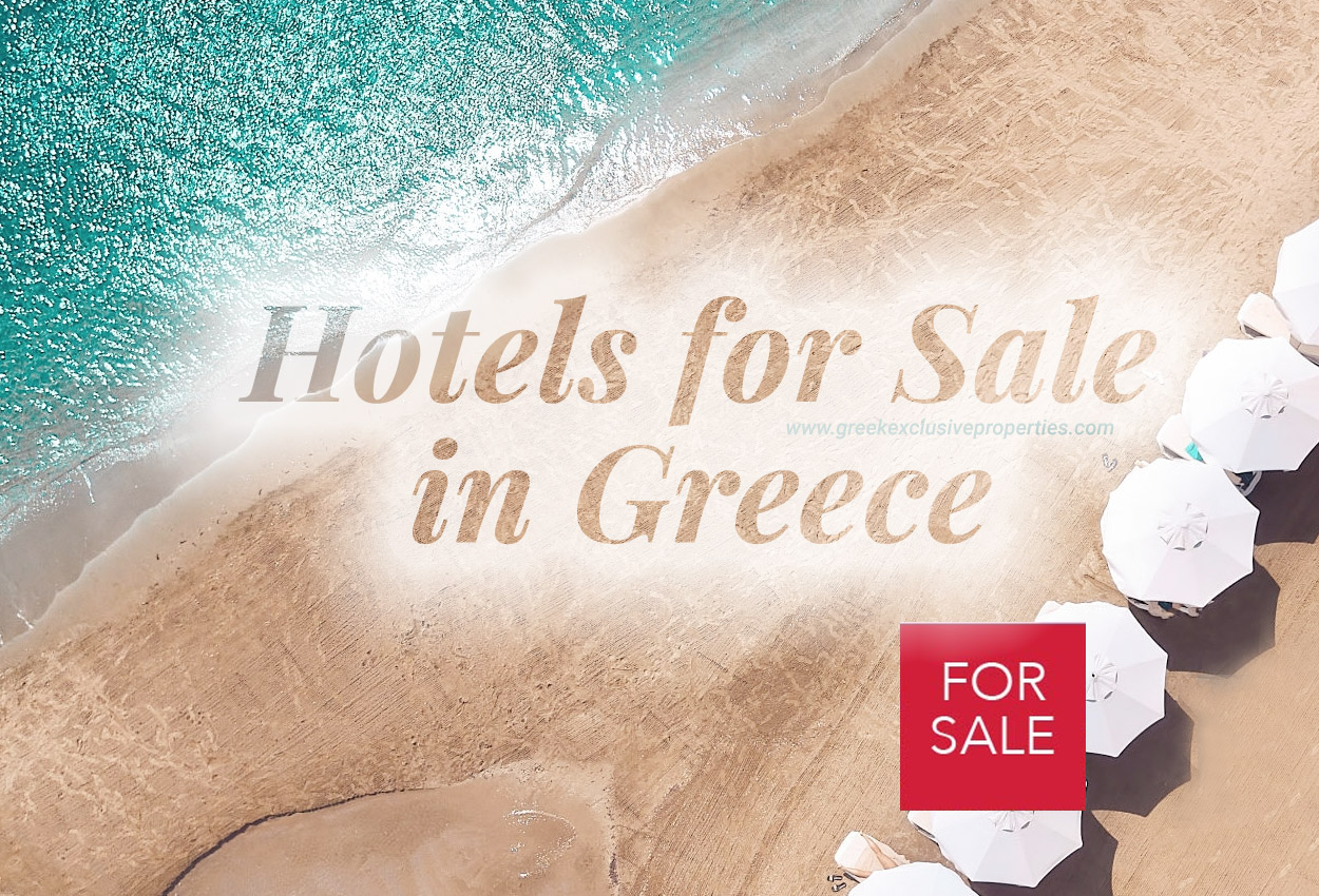 Hotels For Sale in Greece