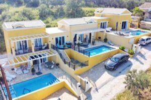 House For Sale North West Corfu, Corfu Homes for Sale. Properties Corfu Greece