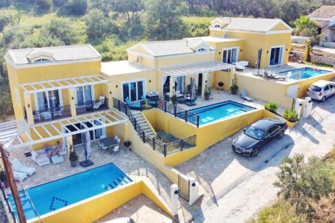 House For Sale North West Corfu, Corfu Homes for Sale. Properties Corfu Greece