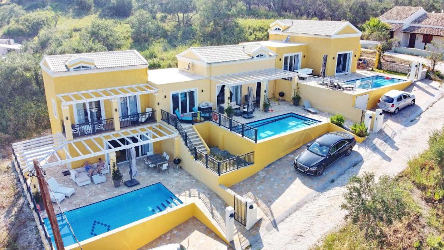 House For Sale North West Corfu