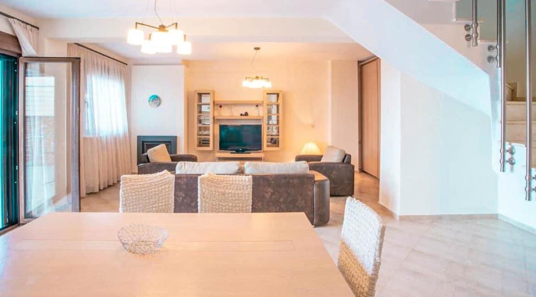 Kassandra Luxury beachfront villa, Palliouri Halkidiki. Halkidiki Properties 13