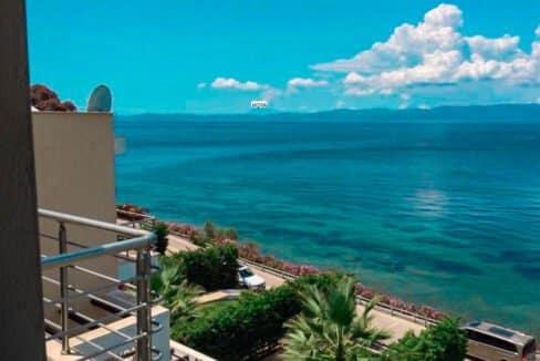 Kassandra Luxury beachfront villa, Palliouri Halkidiki. Halkidiki Properties 18