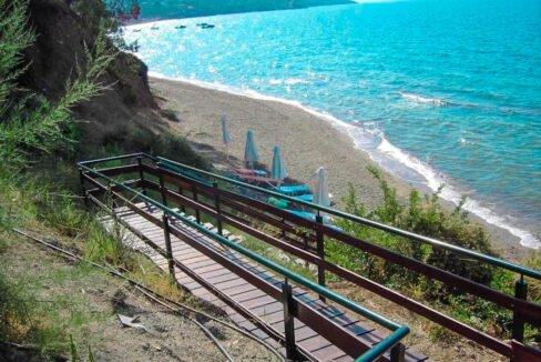 Kassandra Luxury beachfront villa, Palliouri Halkidiki. Halkidiki Properties 20
