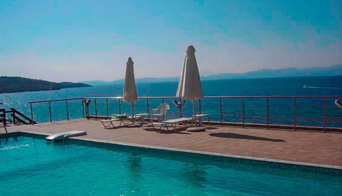 Kassandra Luxury beachfront villa, Palliouri Halkidiki. Halkidiki Properties 21