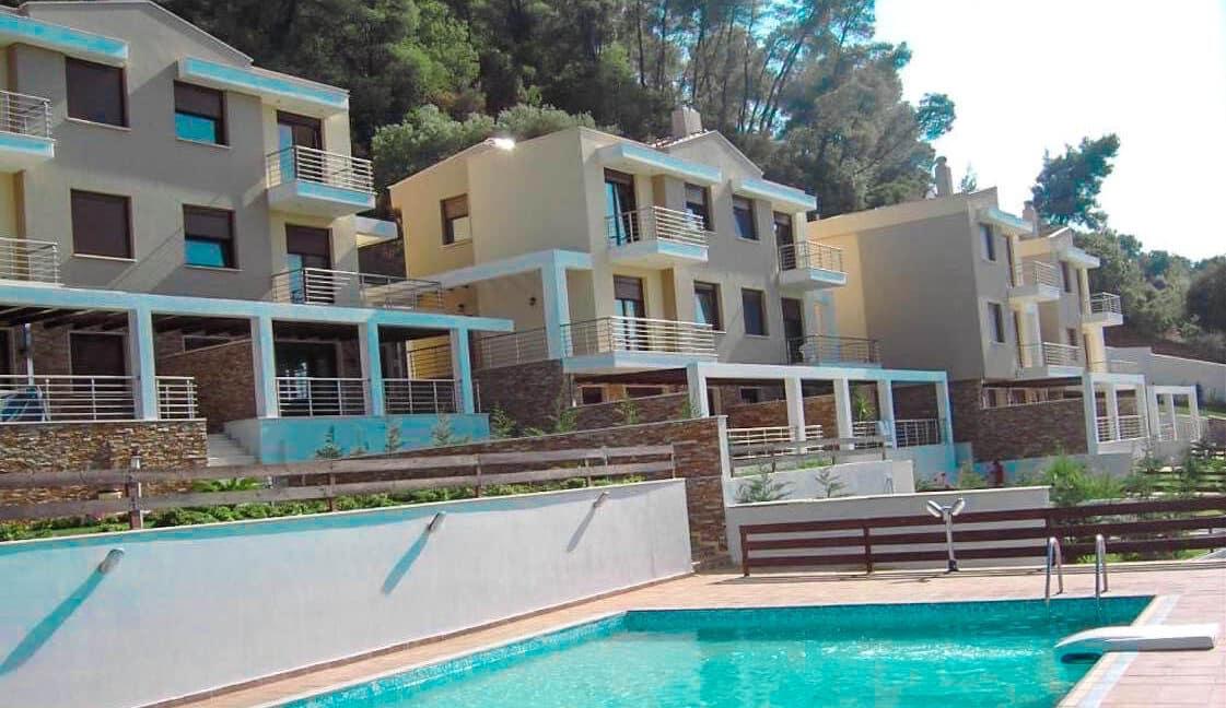 Kassandra Luxury beachfront villa, Palliouri Halkidiki. Halkidiki Properties 25