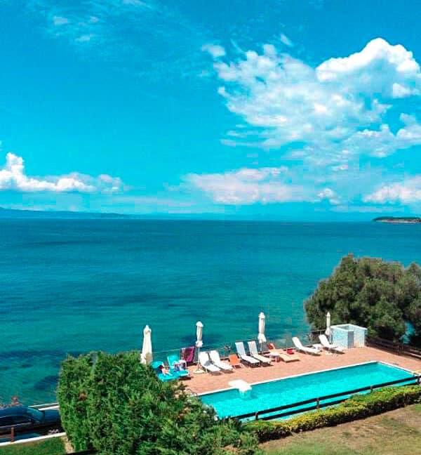 Kassandra Luxury beachfront villa, Palliouri Halkidiki. Halkidiki Properties 29