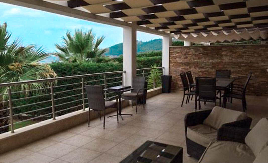 Kassandra Luxury beachfront villa, Palliouri Halkidiki. Halkidiki Properties 5