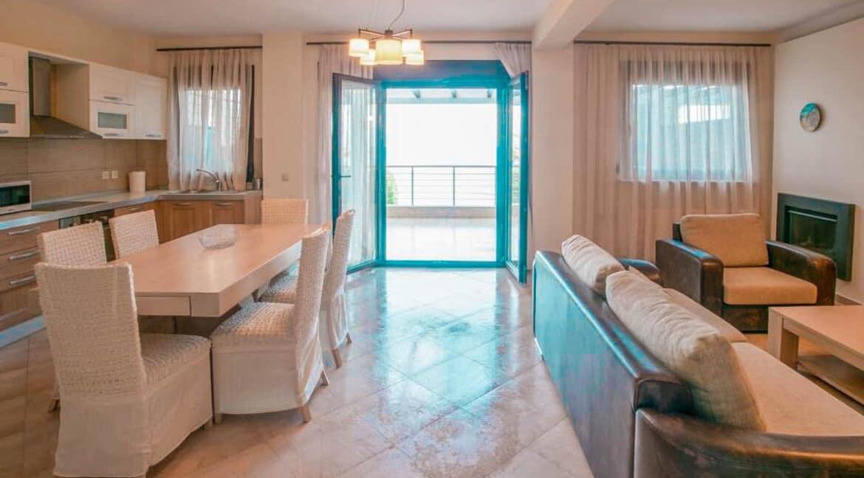 Kassandra Luxury beachfront villa, Palliouri Halkidiki. Halkidiki Properties 6