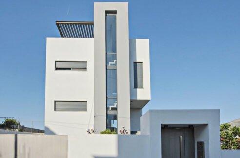 Luxury Minimal Villa Lagonisi Attica GREECE