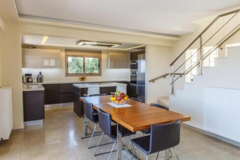 Panoramic View Villa in Peloponnese, Luxury Property in Peloponnese 11