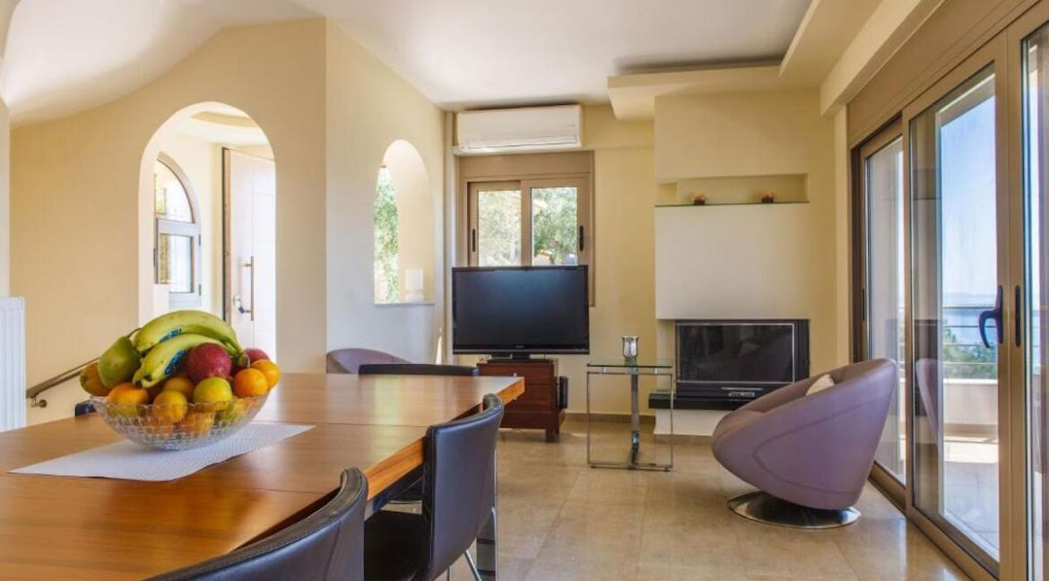 Panoramic View Villa in Peloponnese, Luxury Property in Peloponnese 12