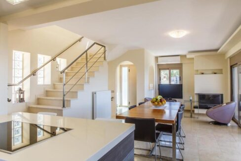 Panoramic View Villa in Peloponnese, Luxury Property in Peloponnese 14