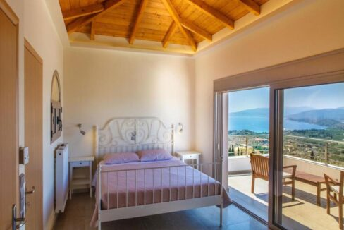 Panoramic View Villa in Peloponnese, Luxury Property in Peloponnese 2