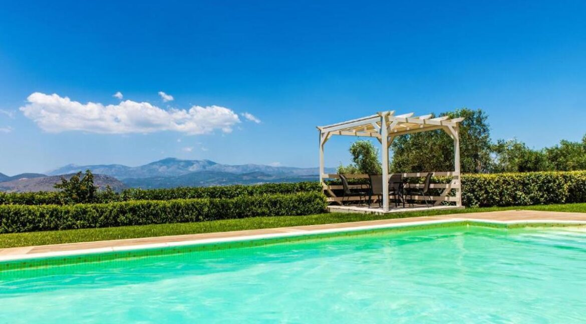 Panoramic View Villa in Peloponnese, Luxury Property in Peloponnese 20