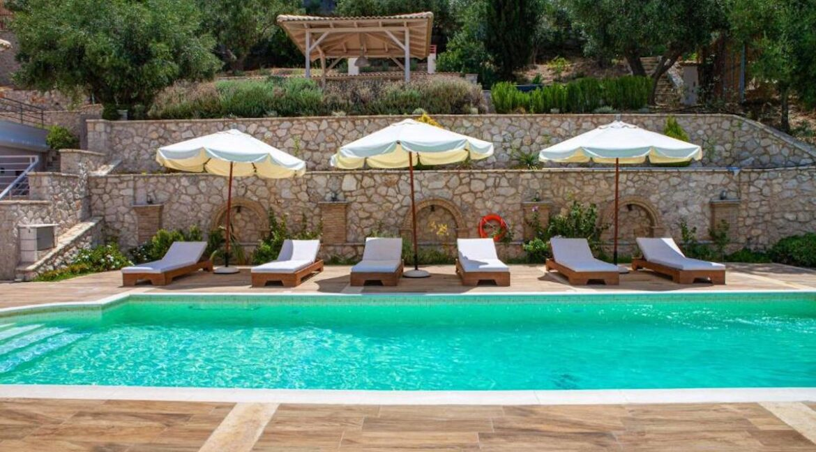 Panoramic View Villa in Peloponnese, Luxury Property in Peloponnese 27