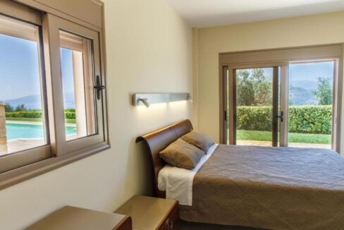 Panoramic View Villa in Peloponnese, Luxury Property in Peloponnese 3
