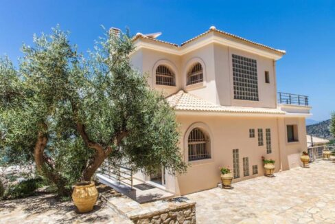 Panoramic View Villa in Peloponnese, Luxury Property in Peloponnese 5
