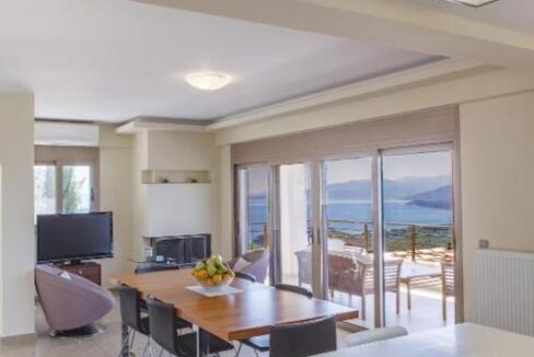 Panoramic View Villa in Peloponnese, Luxury Property in Peloponnese 8