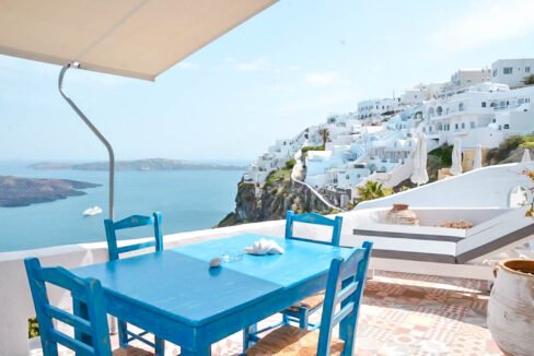 Property Caldera Santorini, Houses Santorini Greece 13