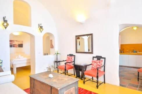 Property Caldera Santorini, Houses Santorini Greece 2