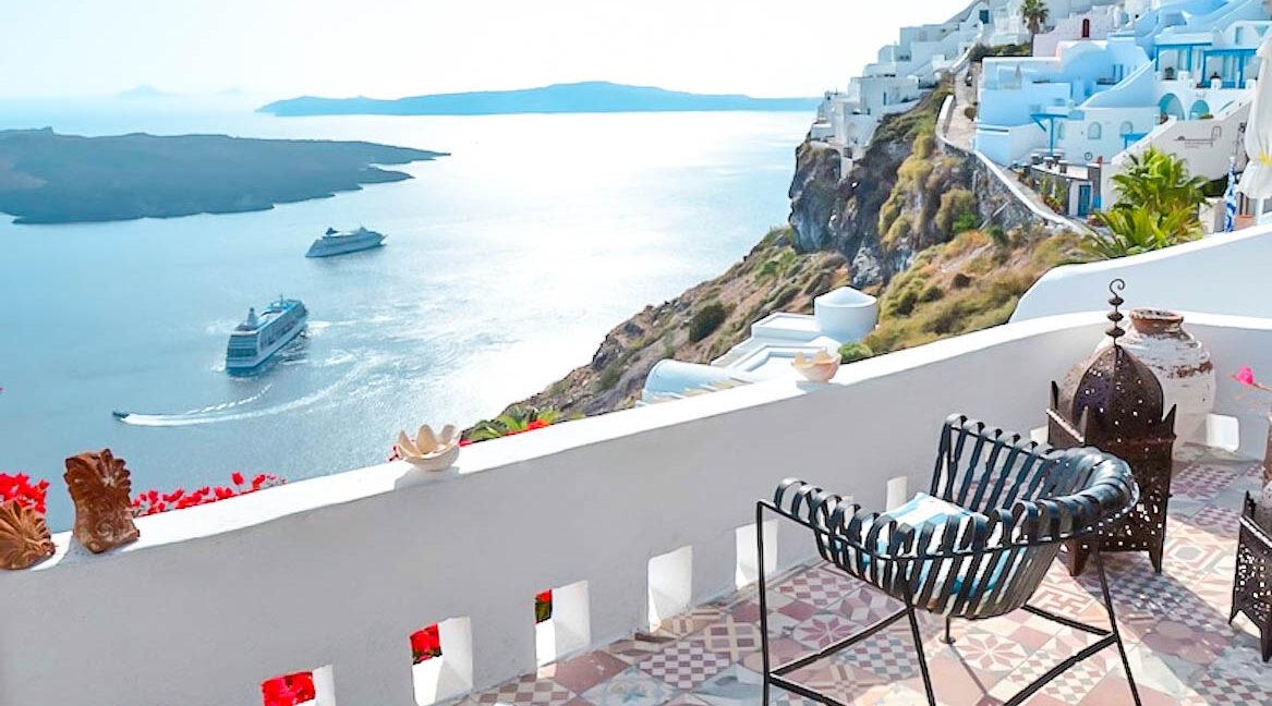 Property Caldera Santorini, Houses Santorini Greece 3