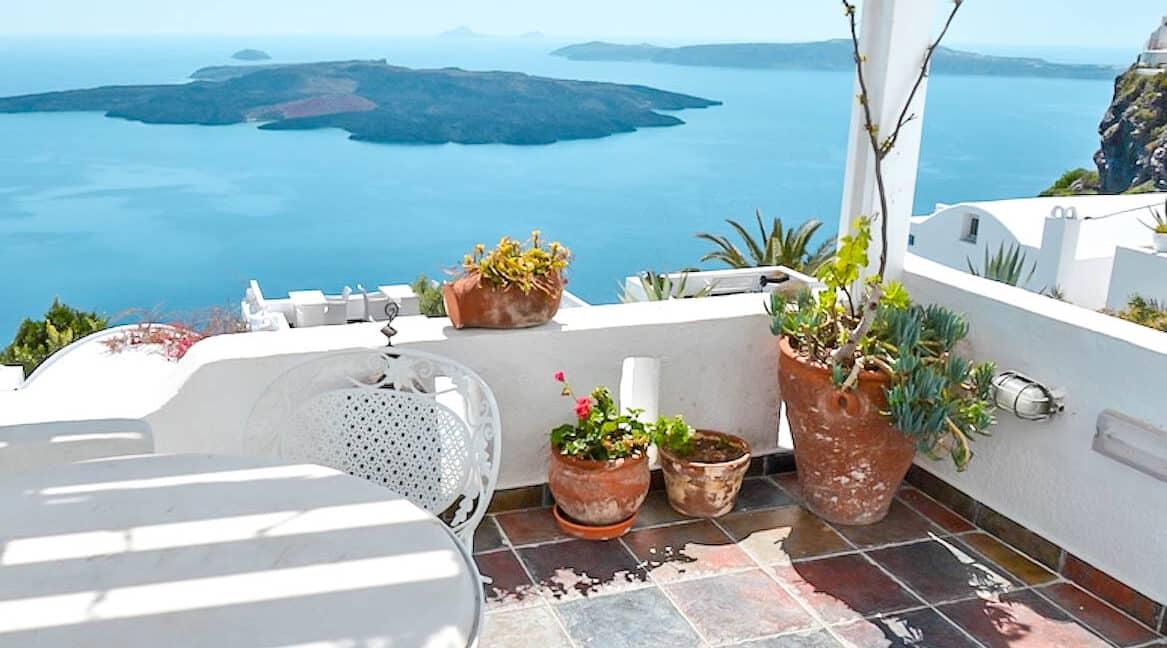 Property Caldera Santorini, Houses Santorini Greece