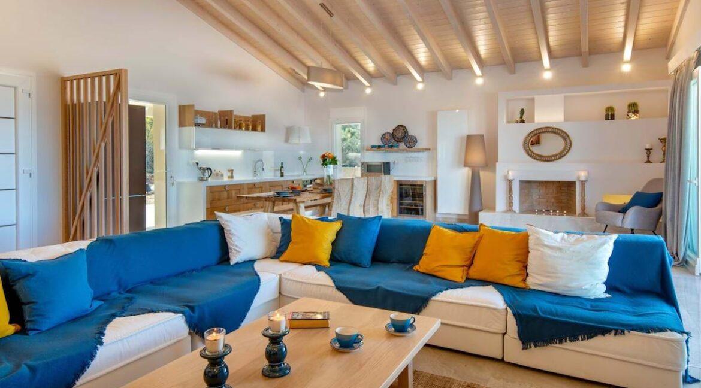 Seafront Beach House Corfu Greece for sale, Corfu Luxury Homes. Property Corfu Greece, Corfu Islands Greece 24