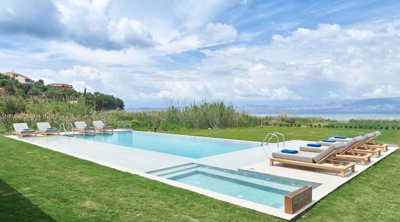 Seafront Beach House Corfu Greece for sale, Corfu Luxury Homes. Property Corfu Greece, Corfu Islands Greece 27