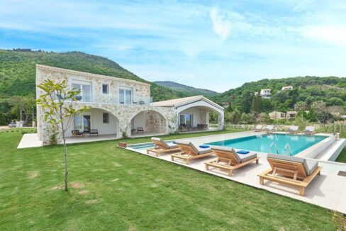 Seafront Beach House Corfu Greece for sale, Corfu Luxury Homes. Property Corfu Greece, Corfu Islands Greece 30