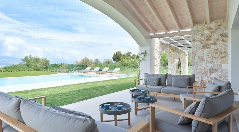 Seafront Beach House Corfu Greece for sale, Corfu Luxury Homes. Property Corfu Greece, Corfu Islands Greece 5