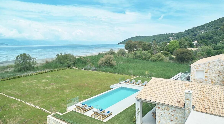 Seafront Beach House Corfu Greece for sale, Corfu Luxury Homes. Property Corfu Greece, Corfu Islands Greece 8