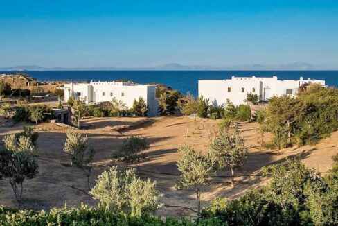 Seafront Detached Houses Naxos Island, Seafront Property Naxos Greece for sale. Properties in Greek Islands 1