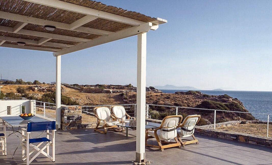 Seafront Detached Houses Naxos Island, Seafront Property Naxos Greece for sale. Properties in Greek Islands 10