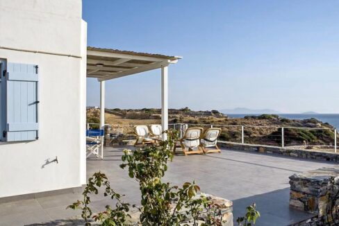 Seafront Detached Houses Naxos Island, Seafront Property Naxos Greece for sale. Properties in Greek Islands 11