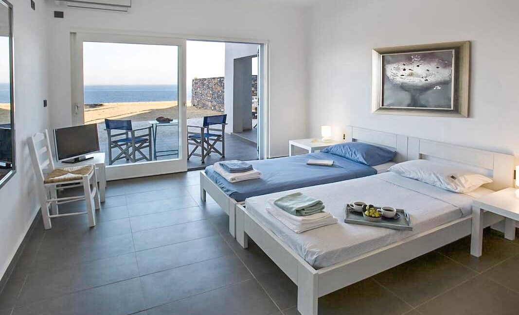 Seafront Detached Houses Naxos Island, Seafront Property Naxos Greece for sale. Properties in Greek Islands 14