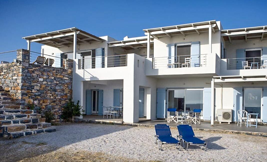 Seafront Detached Houses Naxos Island, Seafront Property Naxos Greece for sale. Properties in Greek Islands 17