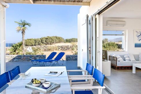 Seafront Detached Houses Naxos Island, Seafront Property Naxos Greece for sale. Properties in Greek Islands 21