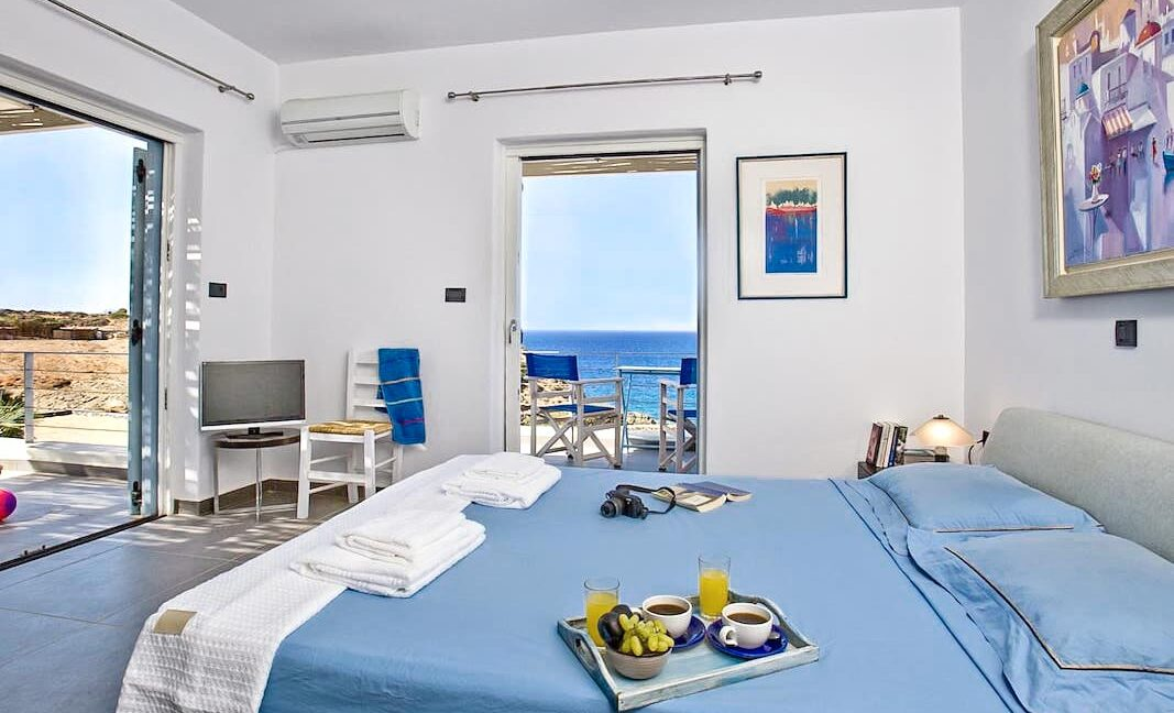 Seafront Detached Houses Naxos Island, Seafront Property Naxos Greece for sale. Properties in Greek Islands 22