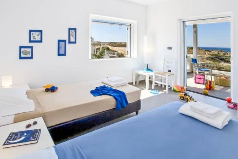 Seafront Detached Houses Naxos Island, Seafront Property Naxos Greece for sale. Properties in Greek Islands 24