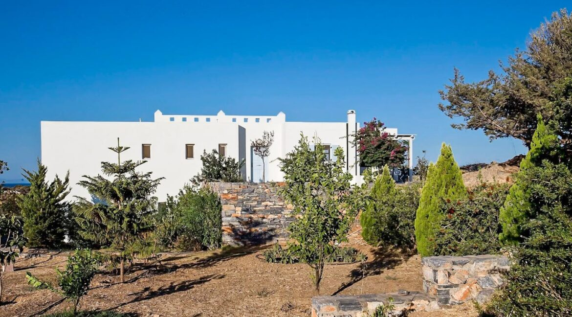 Seafront Detached Houses Naxos Island, Seafront Property Naxos Greece for sale. Properties in Greek Islands 26