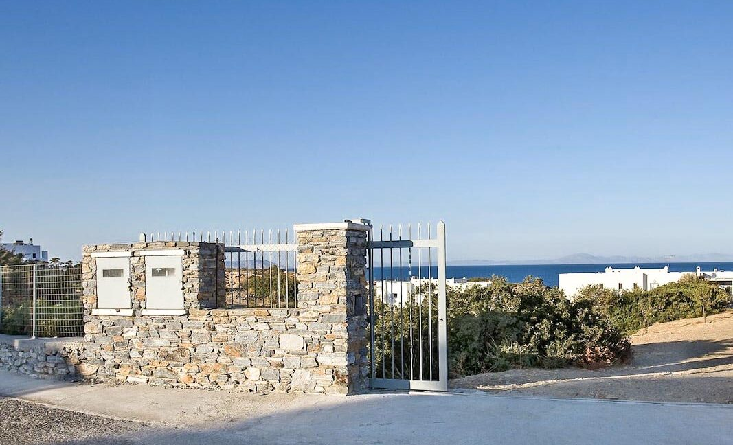 Seafront Detached Houses Naxos Island, Seafront Property Naxos Greece for sale. Properties in Greek Islands 3