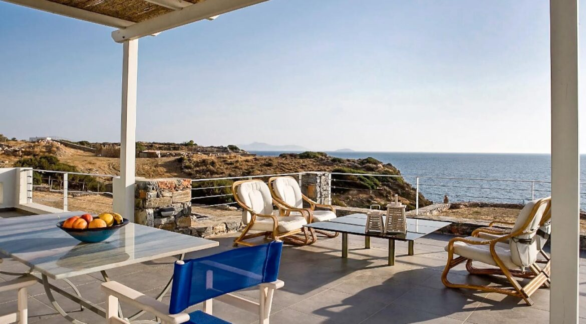 Seafront Detached Houses Naxos Island, Seafront Property Naxos Greece for sale. Properties in Greek Islands 37