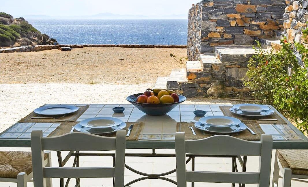 Seafront Detached Houses Naxos Island, Seafront Property Naxos Greece for sale. Properties in Greek Islands 7