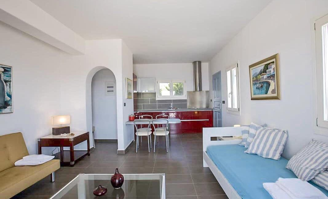 Seafront Detached Houses Naxos Island, Seafront Property Naxos Greece for sale. Properties in Greek Islands 8