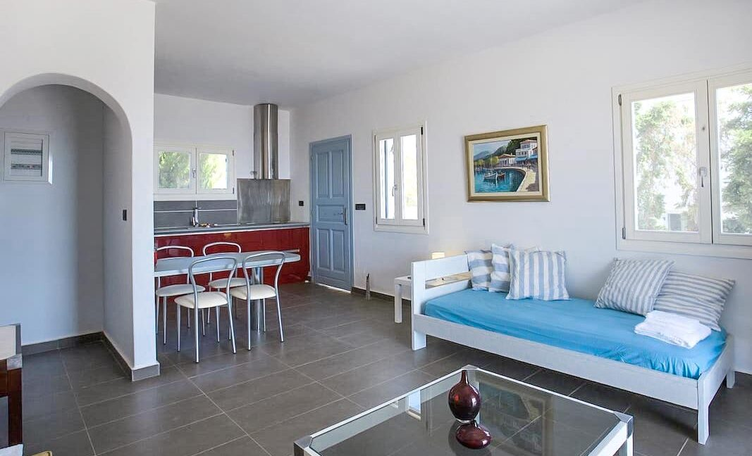 Seafront Detached Houses Naxos Island, Seafront Property Naxos Greece for sale. Properties in Greek Islands 9