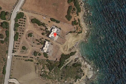 Seafront Detached Houses Naxos Island, Seafront Property Naxos Greece for sale. Properties in Greek Islands_
