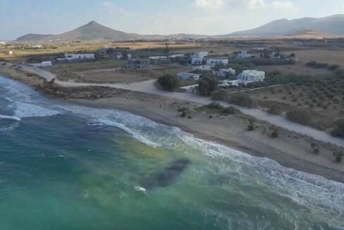 Seafront Land in Paros Greece to built, Land for Sale Cyclades Greece11