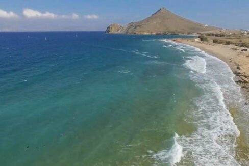 Seafront Land in Paros Greece to built, Land for Sale Cyclades Greece12