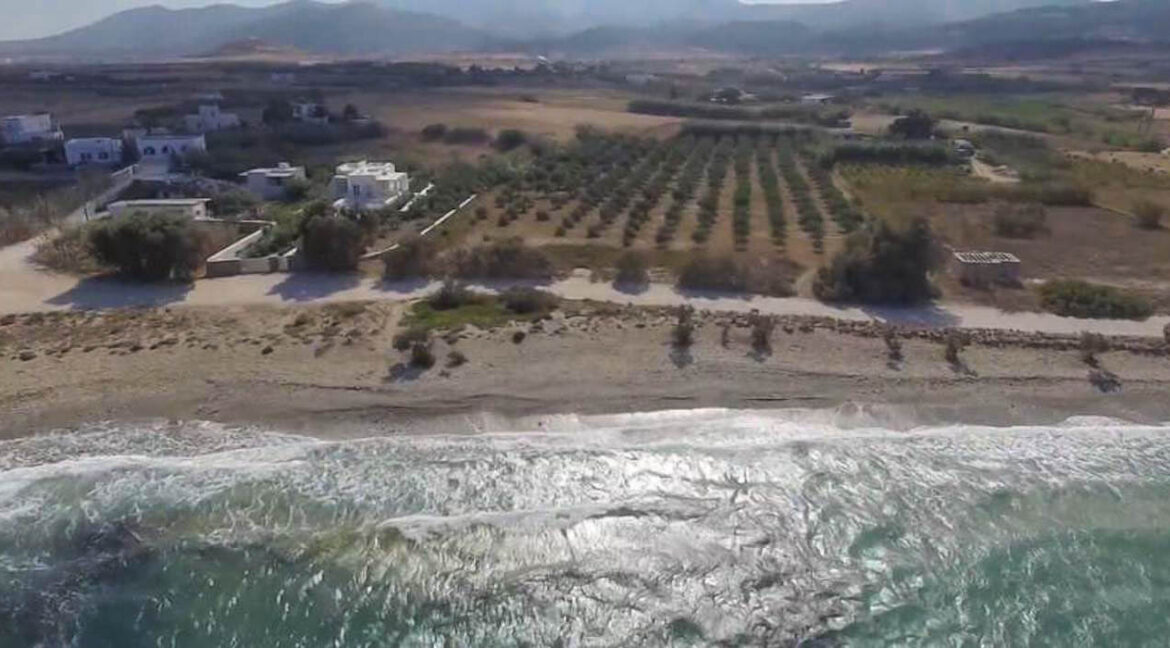 Seafront Land in Paros Greece to built, Land for Sale Cyclades Greece13